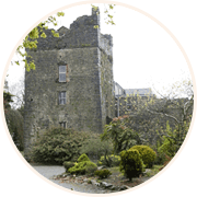 Killiane Castle History