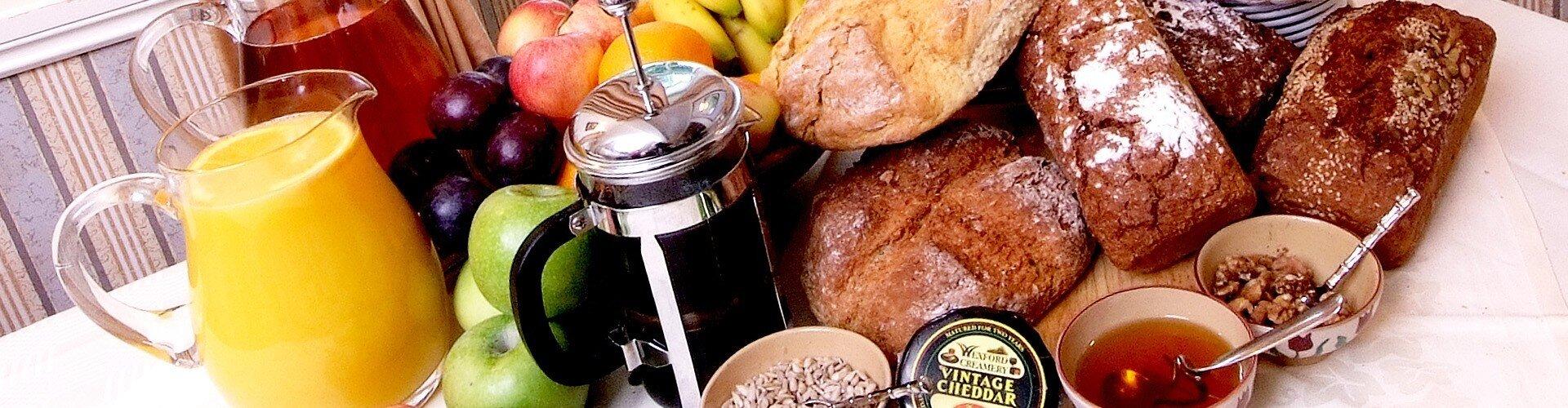 Farm Fresh Ingredients Home Baking