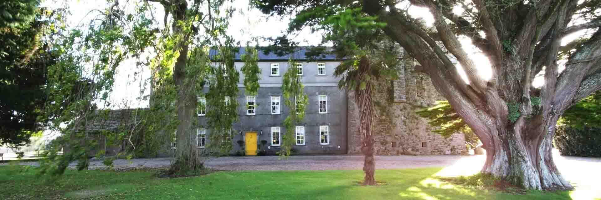 Killiane Castle Country House and Farm Bed and Breakfast