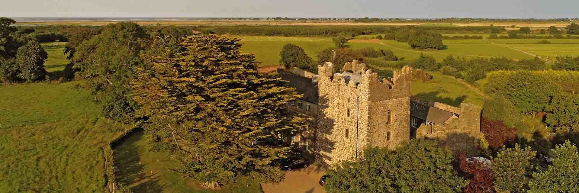Killiane Castle View